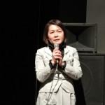 実行委員長中島淑恵教授